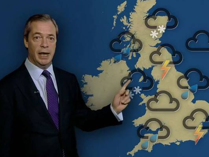 Farage Rode The Storm and Will Probably Win: A Damning Indictment of The Political Class