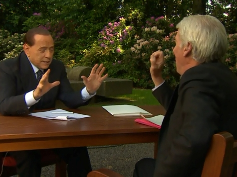 Paxman Forgot to Ask Berlusconi About the Coup that Toppled his Government
