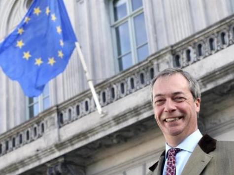 Despite flak, polls show UKIP on track to top Europe vote