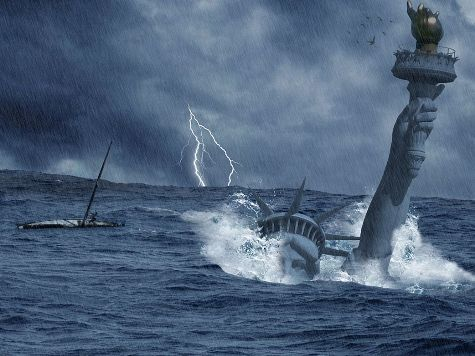 Statue of Liberty, Kennedy Space Station, Kellogg's Cornflakes all menaced by climate change, say experts