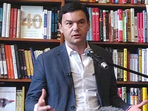 Piketty – author of Das Kapital in the Twenty-First Century – rumbled