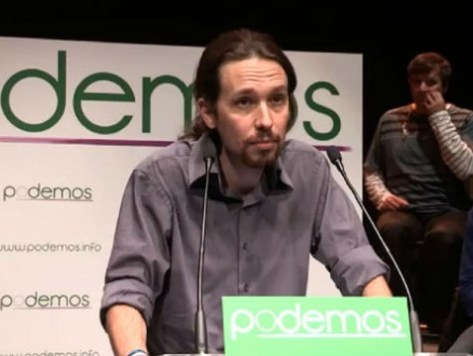 Populist Anti-Establishment Left-Wing Party Now Polling Second in Spain