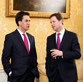 Leadership Rumours: Clegg and Miliband May Not Be Party Leaders for Long