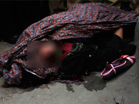 Pregnant Pakistani Woman Stoned to Death by Family for Marrying Lover
