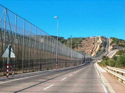 Spanish City of Melilla Latest Frontline for Immigrants Trying to Enter Europe
