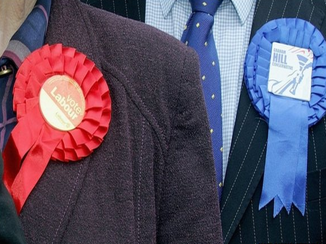 Tories and Labour Consider 'LabCon' Coalition to Keep UKIP Out