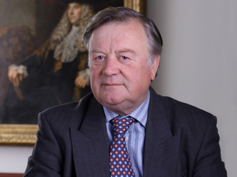 Ken Clarke 'to Be Sacked' in Next Reshuffle