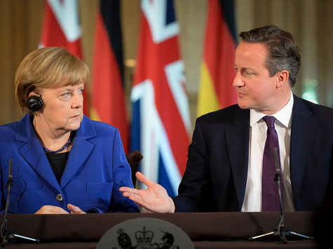 Cameron Plans 'German Friendly' EU Reforms To Save Membership
