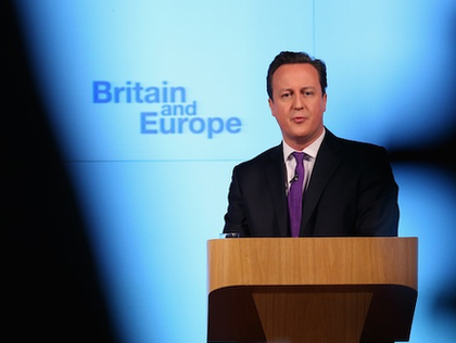 Cameron Feigns Victory as he gets Ready to be EU-Humiliated