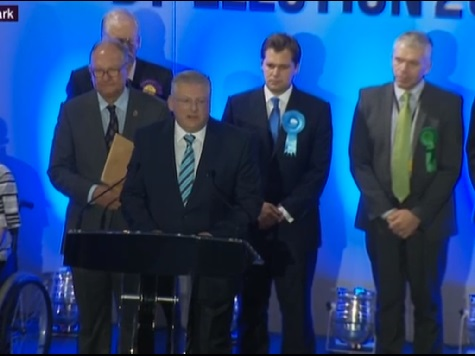 Conservatives Hold Newark in By-Election With Strong UKIP Turnout