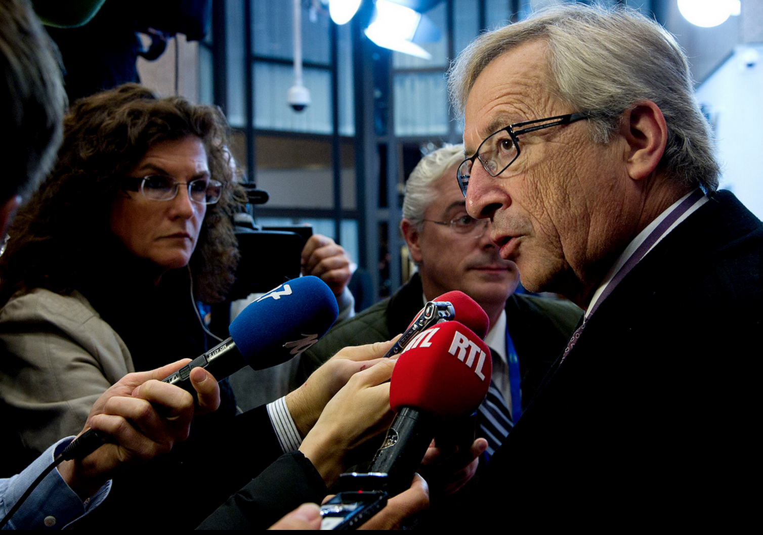 EU Commission Favourite Juncker Moans about Vigorous Scrutiny by British Press