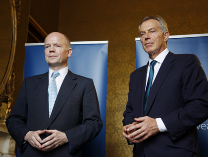 Tories Won't Release EU Negotiation Plans Ahead of General Election, Says Hague