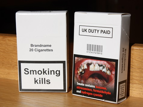 Ireland's legislation for plain cigarette packaging delayed by European Commission