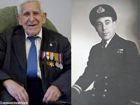 89-Year-Old D-Day Veteran Escapes Nursing Home to Join Comrades in Normandy
