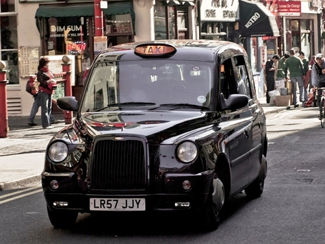 Black Cab Drivers' Protest Against Uber Could Cost £125 Million