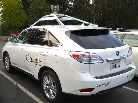 Britain To Alter Road Laws to Accommodate Google's Driverless Cars