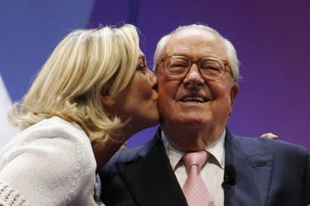 'Anti-Semitic Filth' Remarks by old Le Pen Tarnish his Daughter's Victory