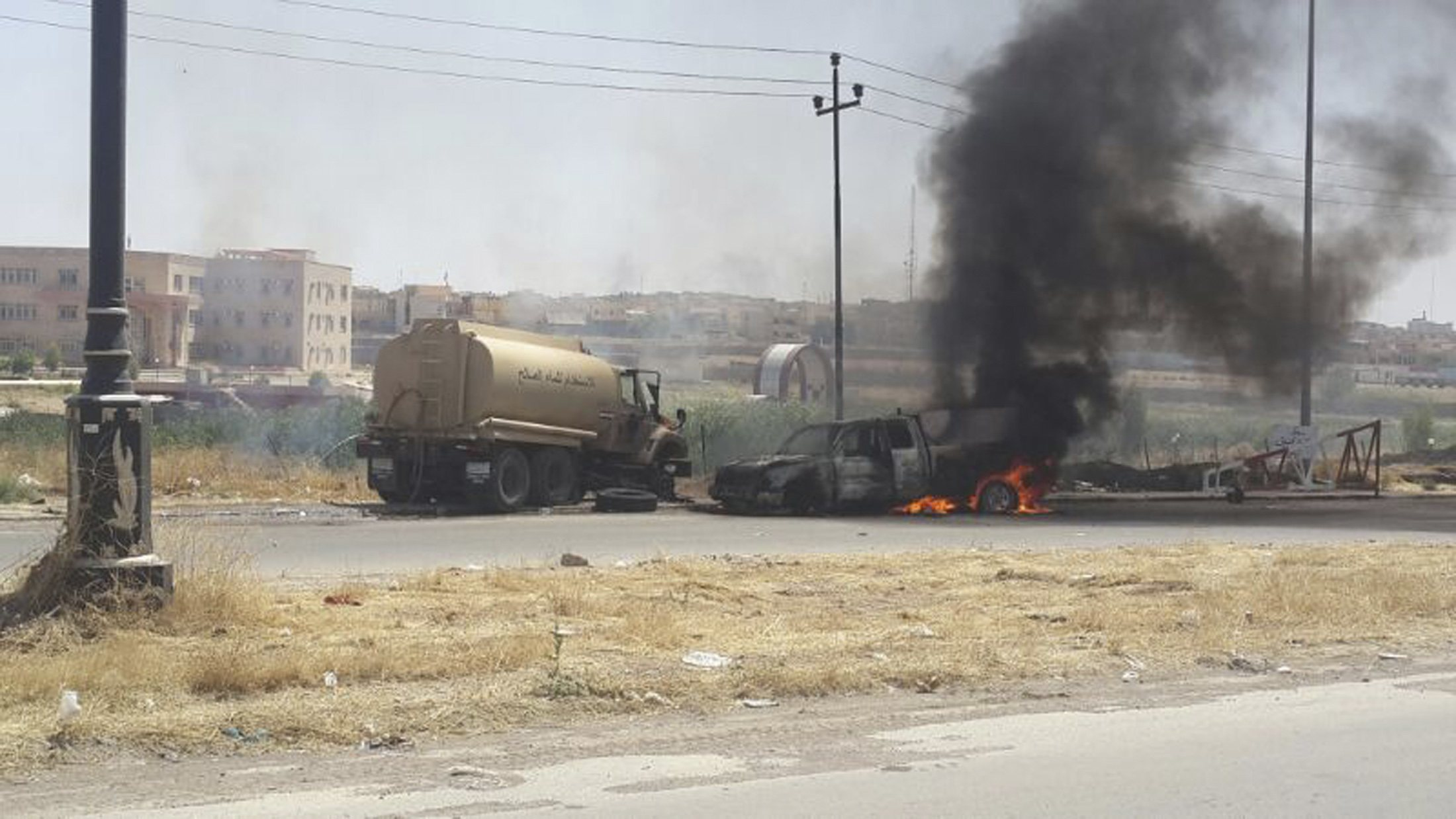 Al Qaeda-linked insurgents capture Iraq's second city