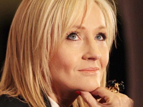 Harry Potter Author J.K. Rowling Donates £1m to Scottish 'No' Campaign