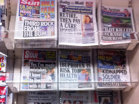 Government Criticised Over Plans for Press 'Take Down Orders'