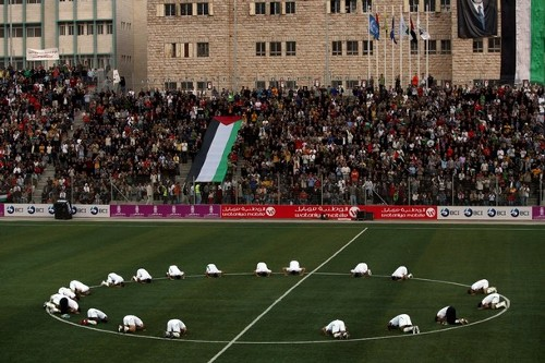 Palestinian Footballer Arrested for Hamas Connections
