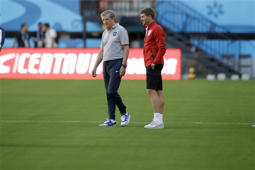 England Team Too Popular to Go Shopping in Brazil
