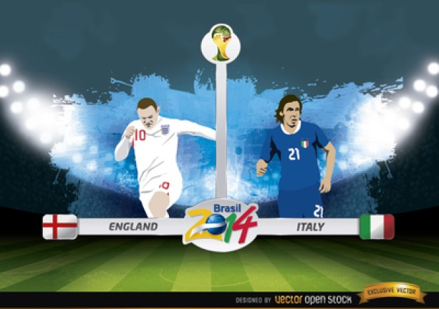 WORLD CUP: England, Italy Braced for Rumble in the Jungle