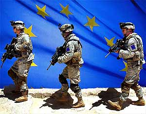 Create an EU Army and Leave Britain OUT says Former French Defence Chief