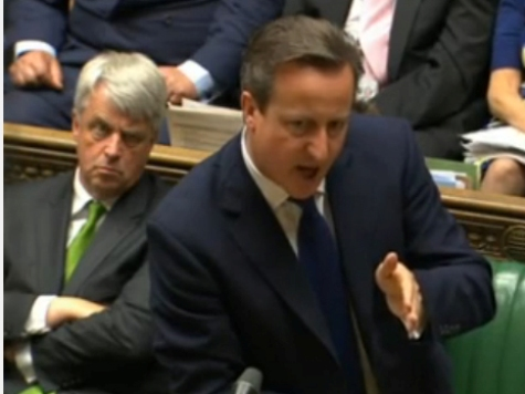 Cameron: ISIS Planning to Attack Britain