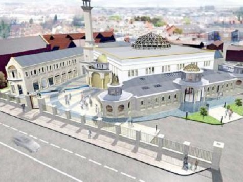 New Mega Mosque and Madrasa Planned For Bolton