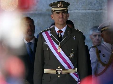 Felipe VI Proclaimed King of Spain