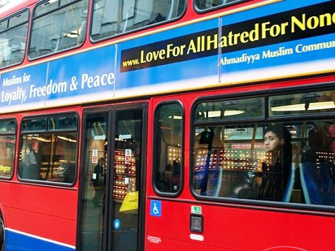 Muslim Group Runs Islam Detoxification Ads on Buses