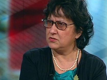 VIDEO: Yasmin Alibhai-Brown's Awkward anti-White Racism