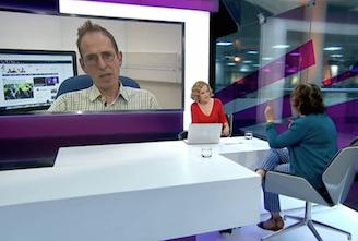 WATCH: James Delingpole Takes on 'Uber-Troll' Yasmin Alibhai-Brown