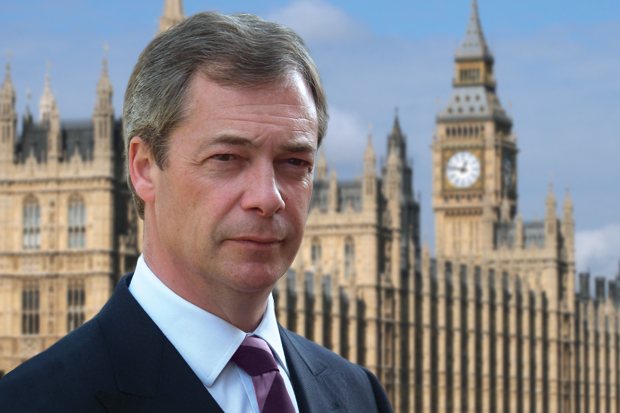 Farage Advocates Good Manners; Media Storm Over Women's Rights Ensues