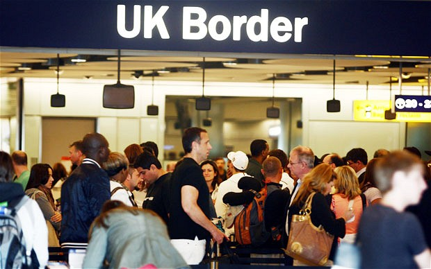 Defence Sec: Britain 'Swamped' By Immigrants