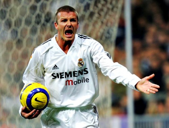 No more 'Beckham Law' for Spanish Football, Now even 'Galacticos' Must Pay Full Tax