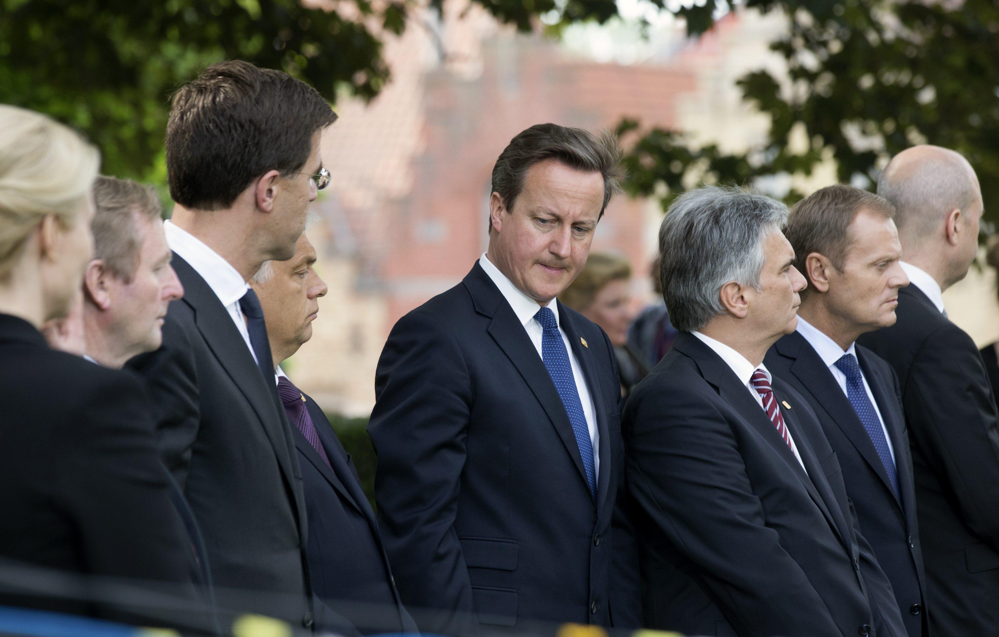 Day of Reckoning Arrives for Britain over EU's Juncker