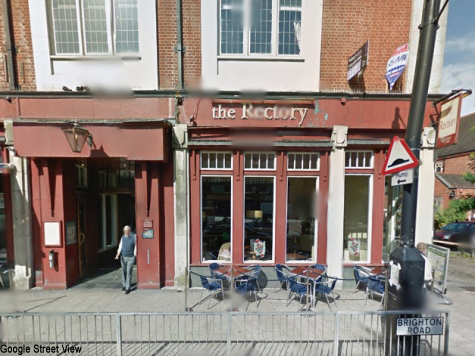 Pub Chain Sorry As Barman Refuses to Serve 'Disgusting' UKIPers