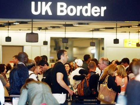 Surge of Immigrants Responsible for Half of Britain's Population Growth