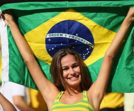 WORLD CUP: Brazil set for Test Against Confident Chile