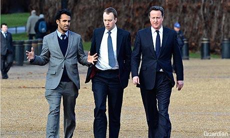 The Rise and Fall of David Cameron's 'Boy Genius' Tech Guru