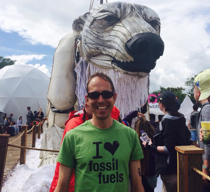How to Troll Glastonbury Festival: Part One