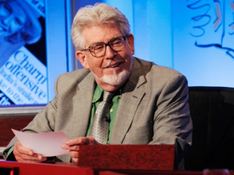 My Brush with Rolf Harris