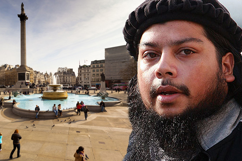 British Jihadist Threatens Beheadings In Trafalgar Square