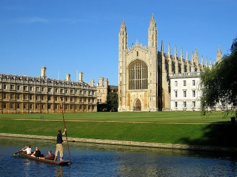 Cambridge Conference: 'Paedophilia is Natural and Normal for Males'