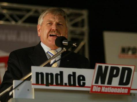 German Neo-Nazi takes Seat on Euro Parliament Civil Liberties and Justice Committee