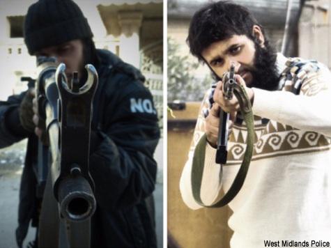 UK Jihadi Pair Admit Terror Charges