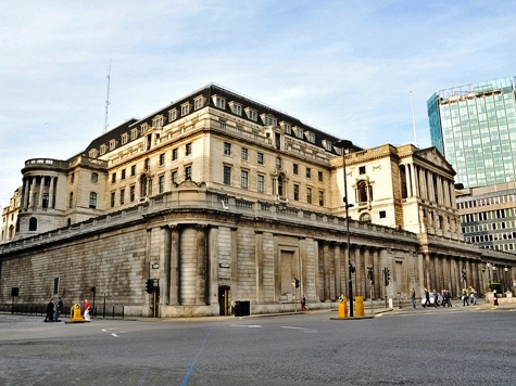 Bank of England Set to Sit Tight on 0.5 Percent Rate
