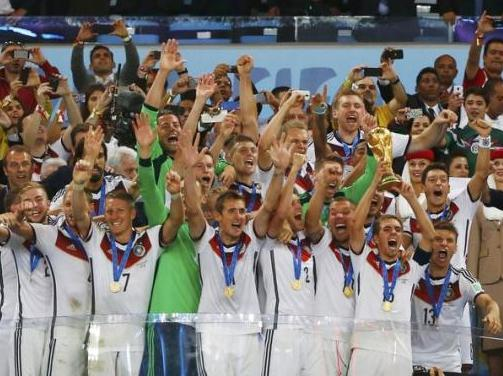Poll: Tory Voters Backed Germany in World Cup Final, UKIP Wanted Neither to Win